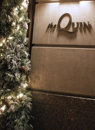 the Quin: Decorate entry