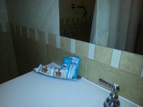 Terrazas del Beagle: Accesorios de baño