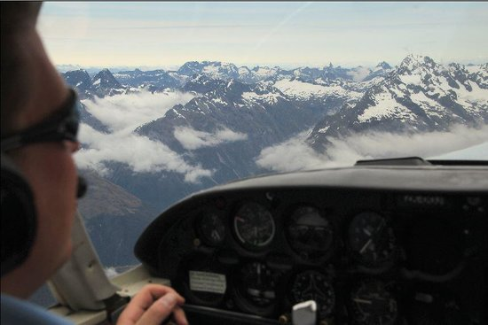 Glenorchy Air: Flight - the only way to capture the enormity and grandure