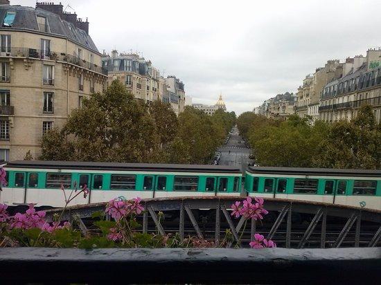 Hotel Eiffel Segur: av.  Segur