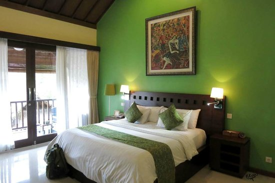Lumbung Sari Cottages : My room at Lumbung Sari