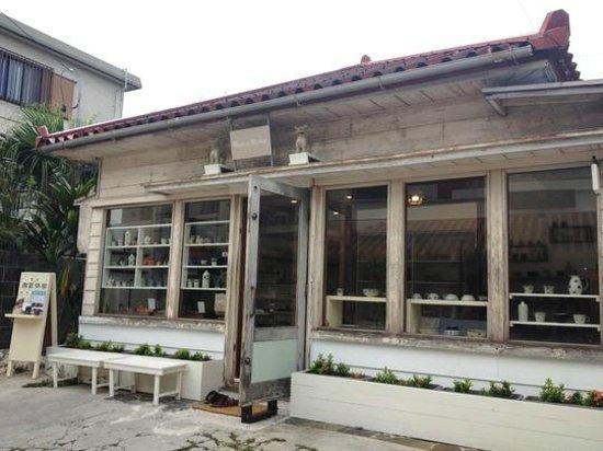Yachimun Street: 可愛いお店がいっぱい