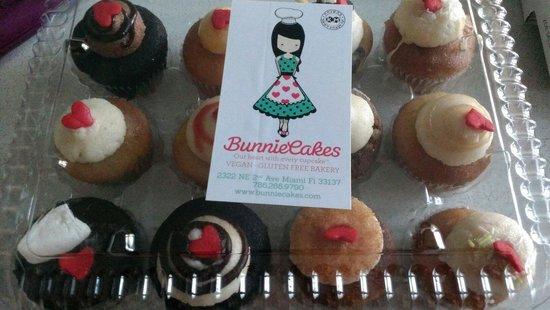 Bunnie Cakes