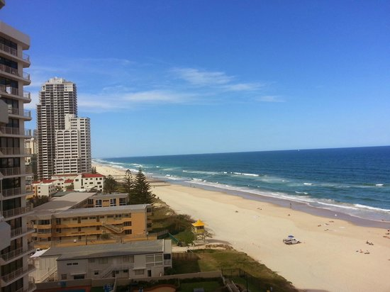 The Breakers: View from our Unit 55