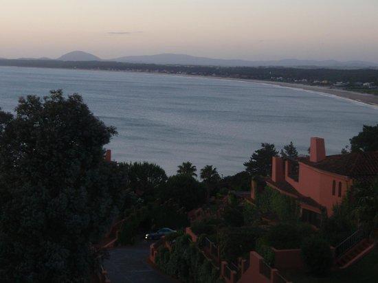 Conrad Punta del Este Resort & Casino: vista de punta