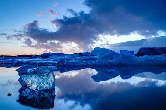 Midgard Adventure: Glacier lagoon
