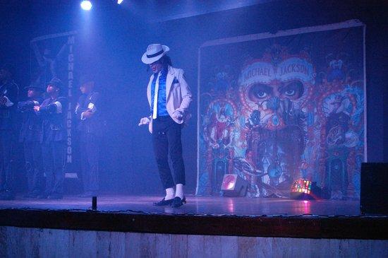 Paradisus Punta Cana Resort : Michael Jackson Tribute Show