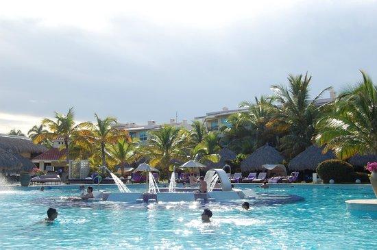 Paradisus Punta Cana: reserve pool