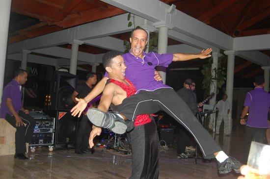 Paradisus Punta Cana: fun times