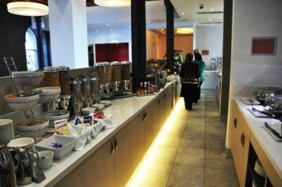 Holiday Inn Darling Harbour: Breakfast