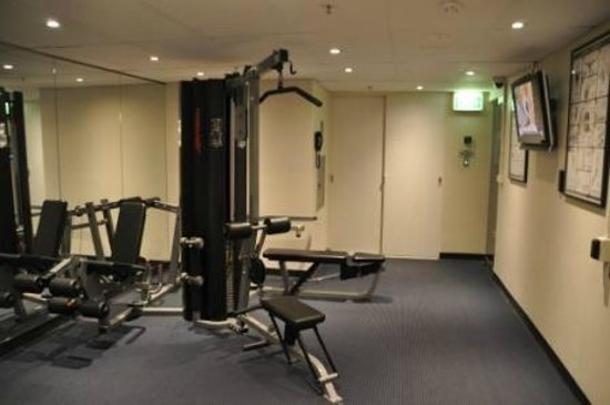 Holiday Inn Darling Harbour: Gym