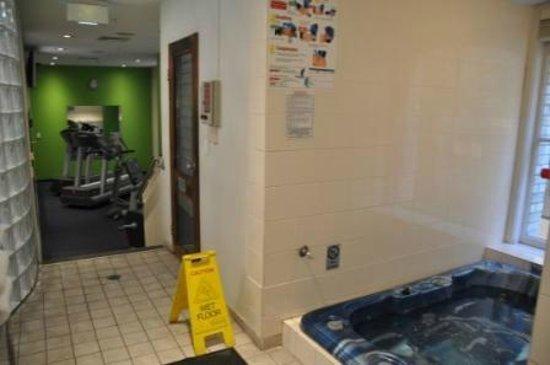 Holiday Inn Darling Harbour : Gym
