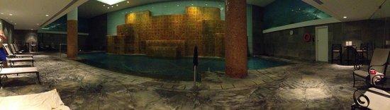 Al Faisaliah Hotel: Pool area