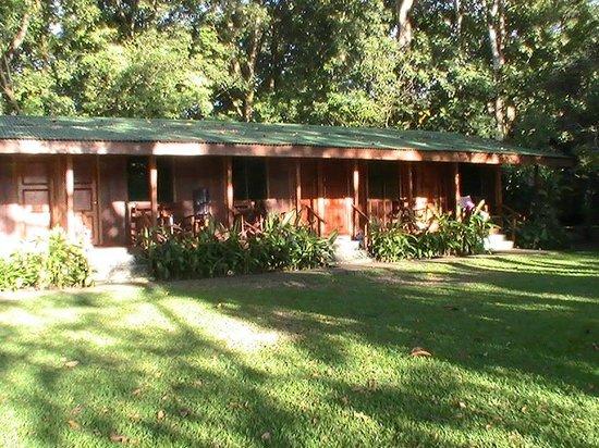 Laguna Lodge Tortuguero : Habitaciones