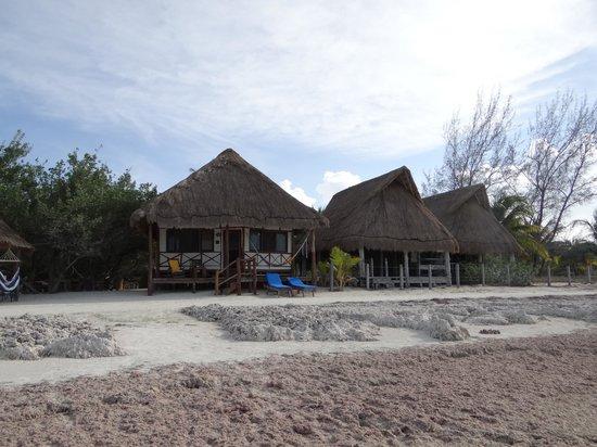 Casa Takywara: Vista Luna