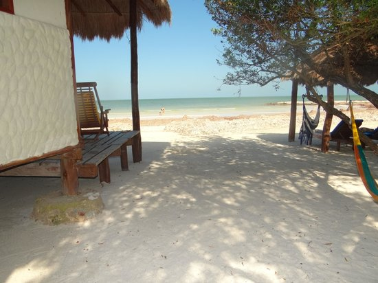 Casa Takywara: Vista a la playa