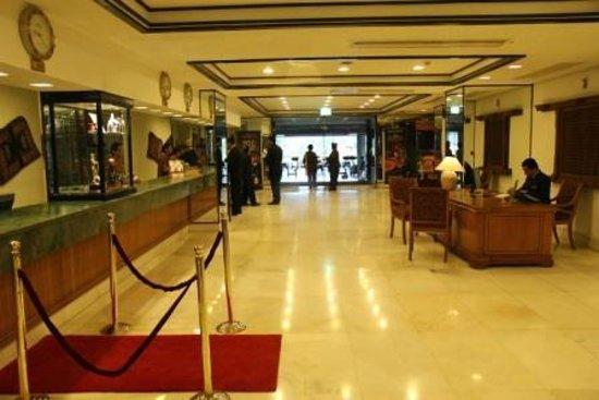 Crowne Plaza Kathmandu-Soaltee: Lobby