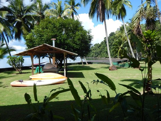 Saladero Eco Lodge: Pretty grounds