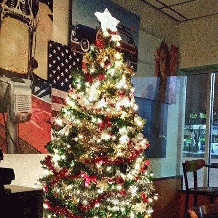 Blimpie: Happy Christmas