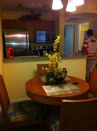 Blue Tree Resort at Lake Buena Vista: cocina