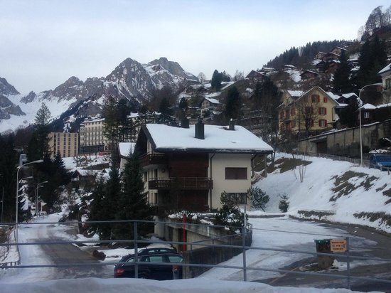 Edelweiss Engelberg: Outside the hotel