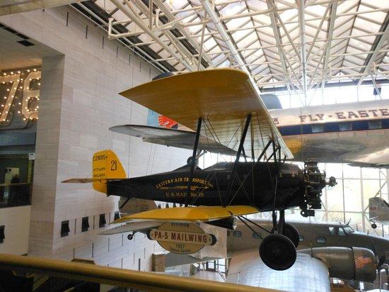 Museo Nacional del Aire y el Espacio: Smithsonian Air and Space Museum pic 1