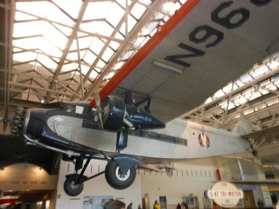 Museo Nacional del Aire y el Espacio: Smithsonian Air and Space Museum pic 2