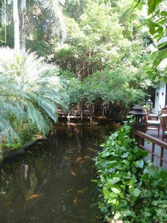 Siam Bayshore: The hotel environment