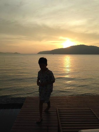 Serenity Resort & Residences Phuket: my son love here so much