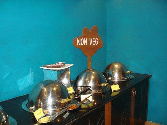 Club Mahindra Fort Kumbhalgarh: Buffet