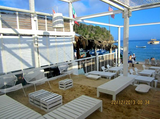 Nivel Mar Beach Club & Restaurant: Soft Opening