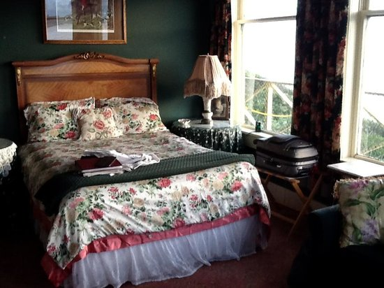 Sylvia Beach Hotel: Agatha Christie room