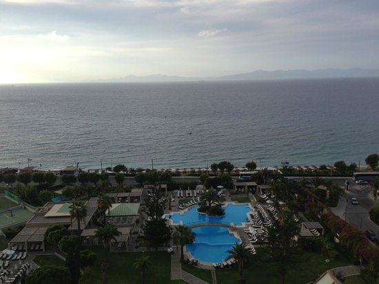 Sheraton Rhodes Resort : view from room