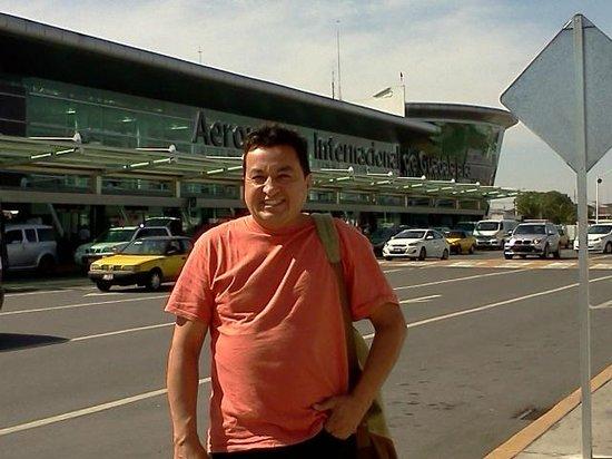 Hampton Inn by Hilton Guadalajara-Aeropuerto: Del Aeropuerto a el Hampton Inn Guadalajara.