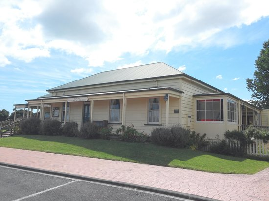 Howick Historical Village: main building