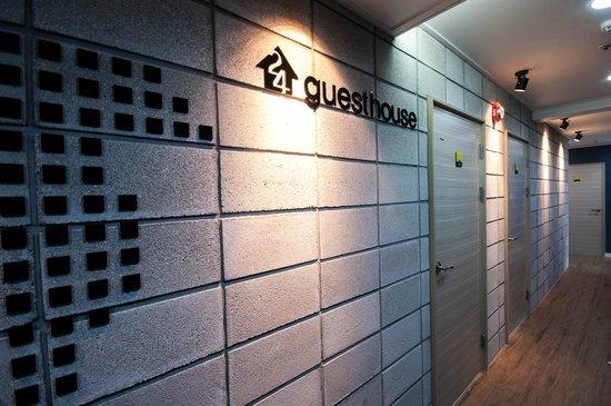 24guesthouse Haeundae : interior