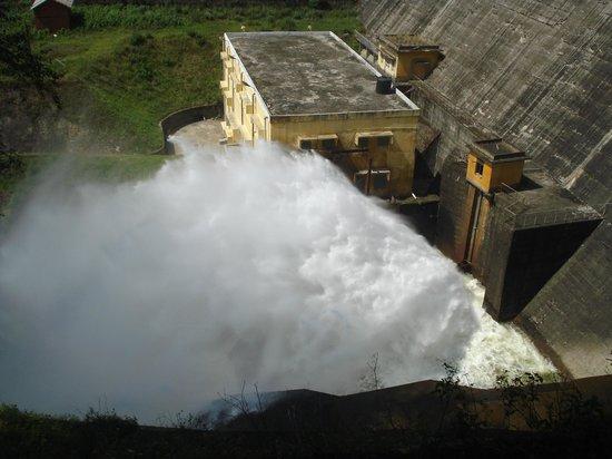 Club Mahindra Munnar : Dam