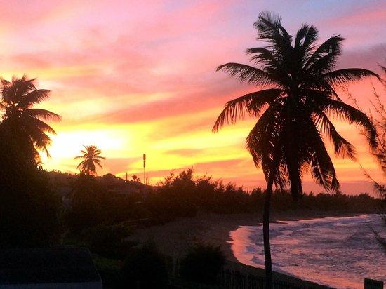 Parador Villas del Mar Hau: sunset
