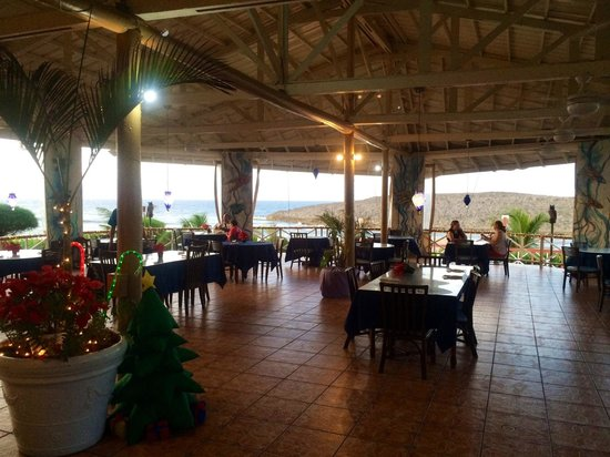 Parador Villas del Mar Hau: Restaurant