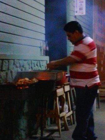 Fritanga Ramirez : the serial griller, the thrill griller.