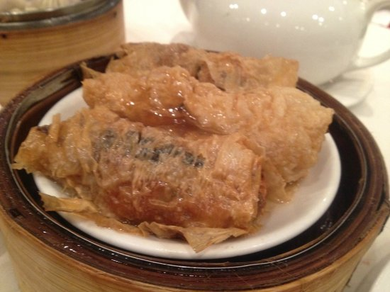 Fortune House: Bean curd skin roll