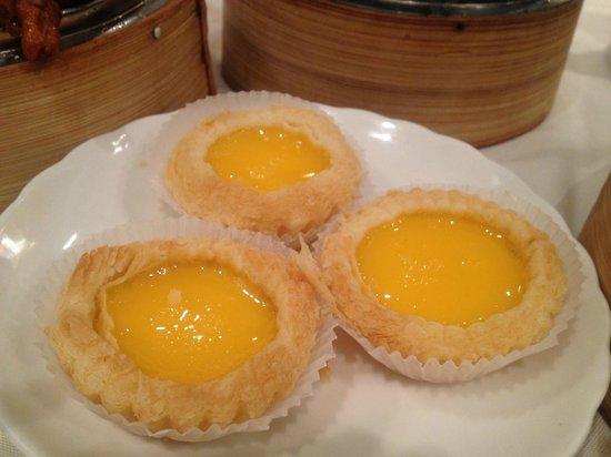 Fortune House: Mini Egg tarts