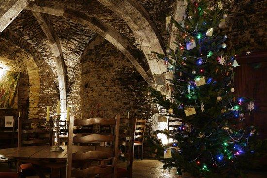 Abbaye de Maizieres: lobby