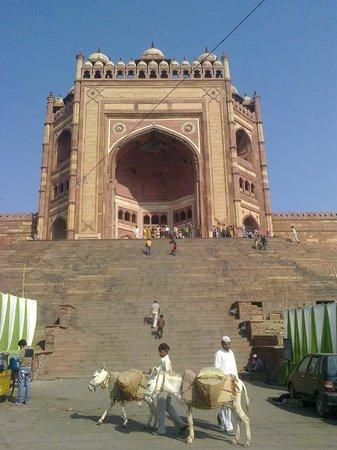 Fatehpur Sikri : Fatepur Sikri Fort