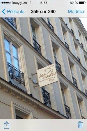 Le Pradey: l'hotel