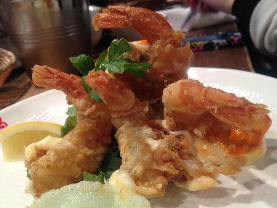 Guu Original : Yummy prawns