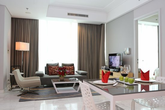 Fraser Appartments Fraser Residence Sudirman Jakarta  Updated 2017 Prices & Hotel