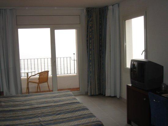Park Hotel San Jorge : номер