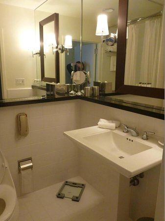 Luxe Rodeo Drive Hotel: great bathroom