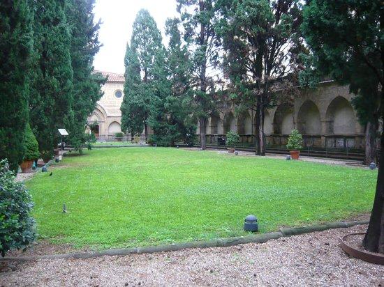 Church of Santa Maria Novella: garden